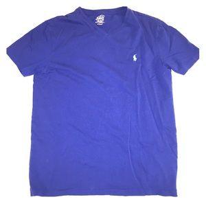 Shirts   Blue Polo Ralph Lauren T-shirt